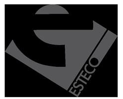 LOGO_ESTECO_grey_h200